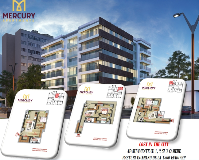 Mercury Apartments Iasi