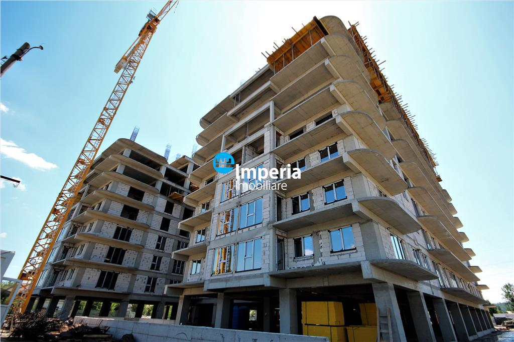 Apartament 1 camera, 43.15 mp,bloc nou,comsion 0%