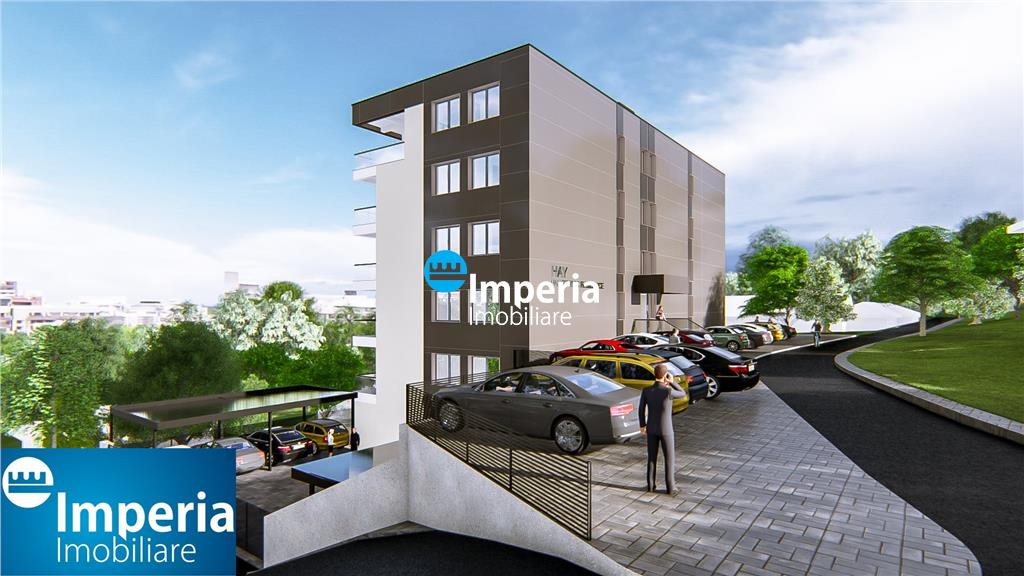 Apartament 1 Camera,Bloc nou COPOU
