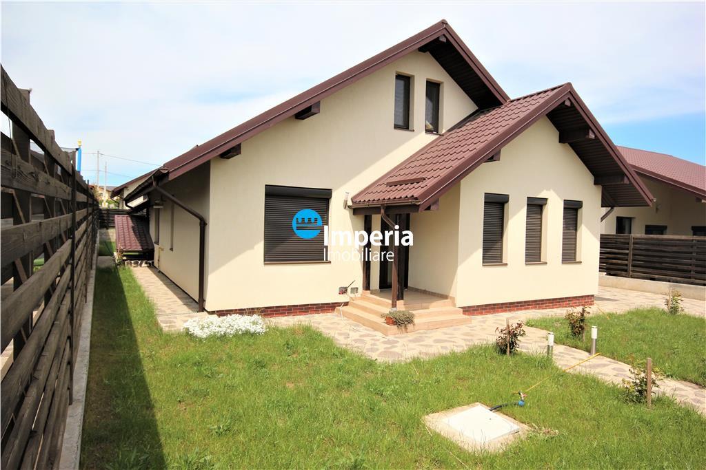 Vila 4 cam si beci Valea Adanca cu 420 mp teren