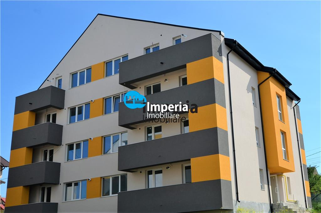 Apartament 2 camere decomandat 59 mp, bloc nou,mutare imediata,Pacurari   Rediu