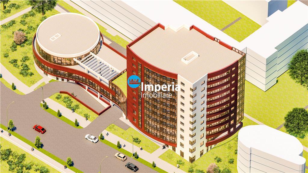 Apartament Nou, 2 camere, Central  Palas Campus