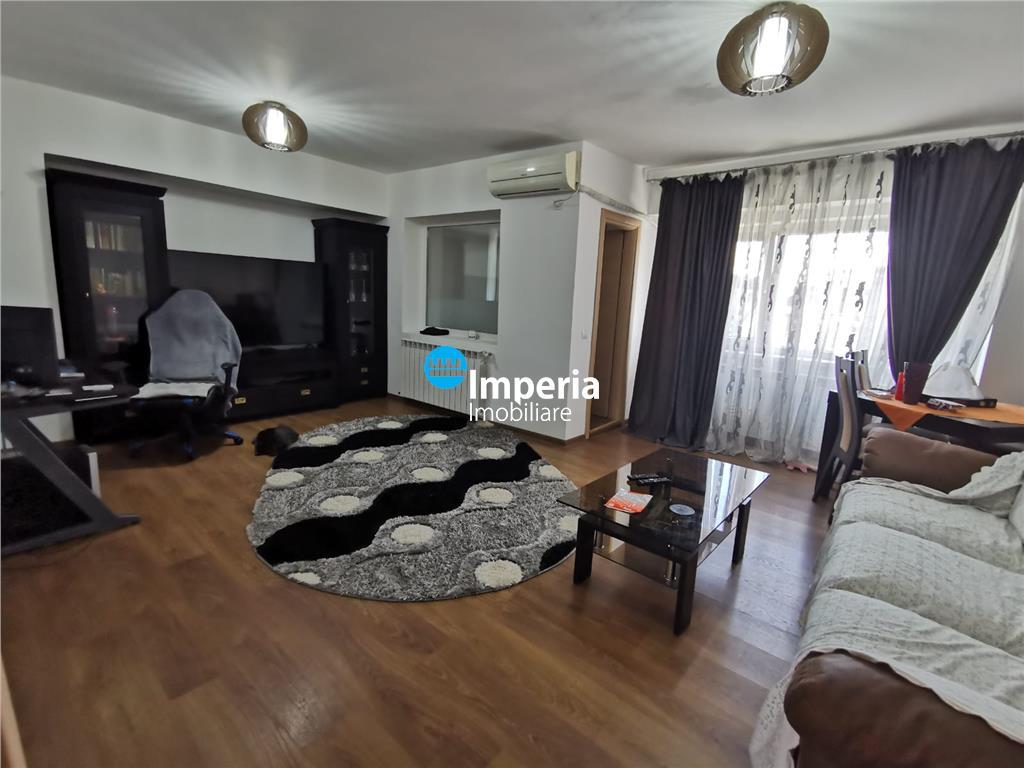 Apartament cu 3 camere, de vanzare in Iasi zona Nicolina  Rond Vechi