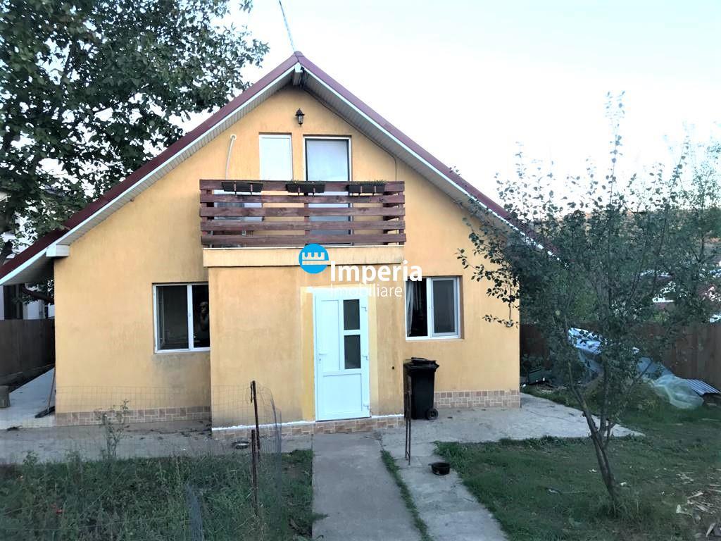 Casa P+M, 80 mu si 380 teren Dumbrava