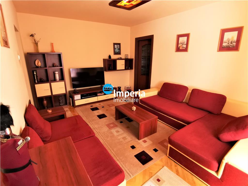 Apartament cu 3 camere, de vanzare in Iasi, zona Dacia  Bicaz