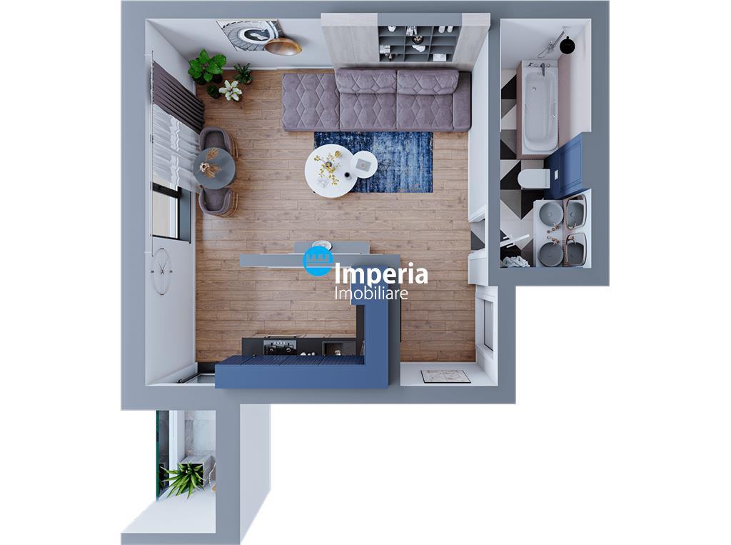 Start Vanzari  Bloc nou The View  apartament 1 camera