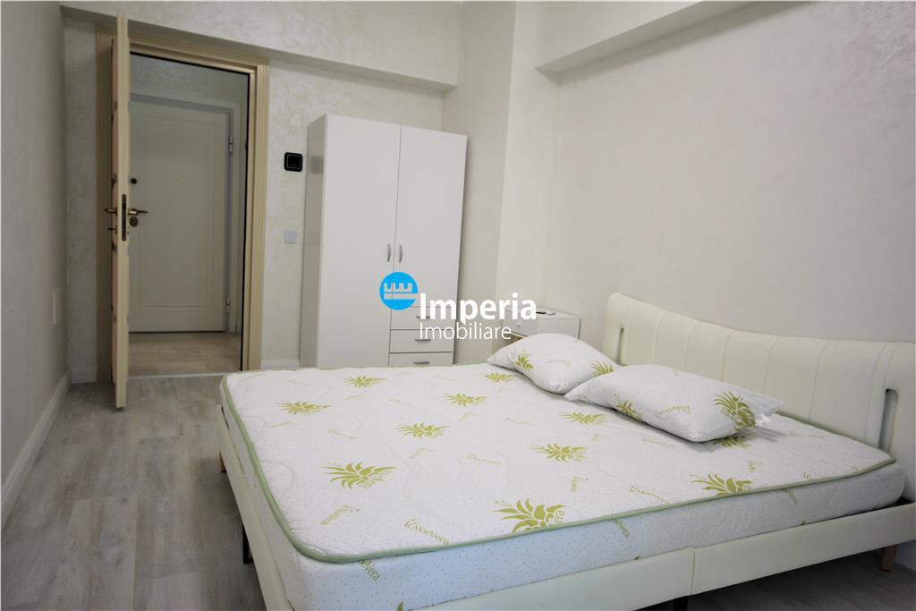 Inchiriez apartament 2 camere, open space, Complex Royal Town  Copou