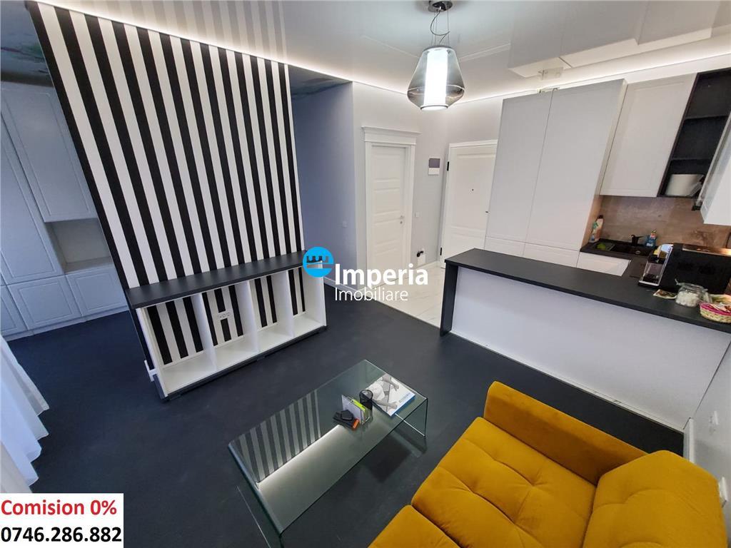 Apartament 2 camere Decomandat, bloc nou de vanzare Tatarasi Iasi!
