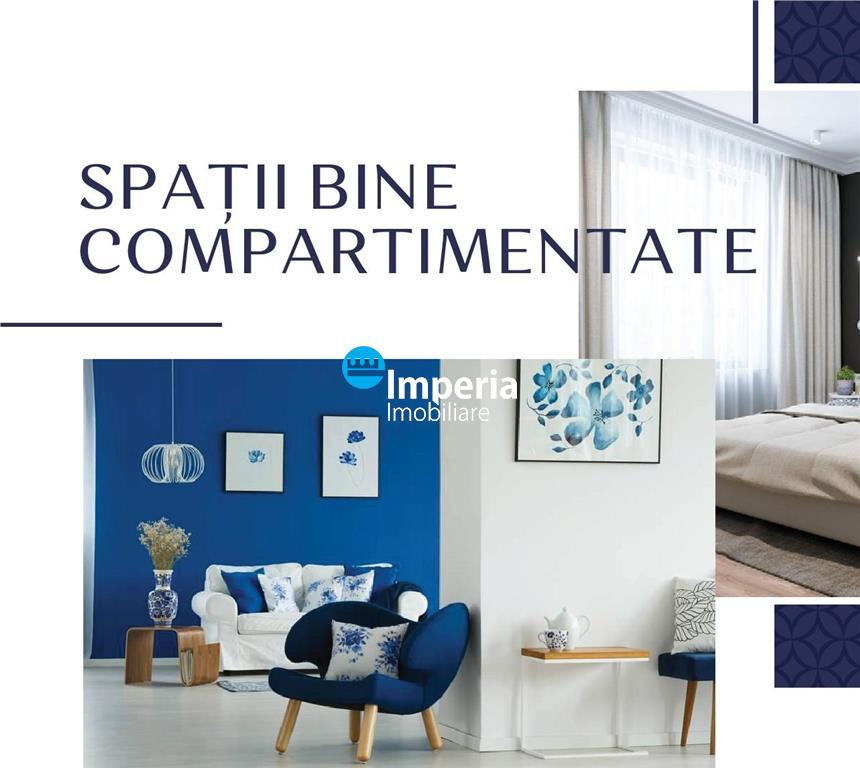 Apartament doua camere, de vanzare zona centralaPalas Iasi!