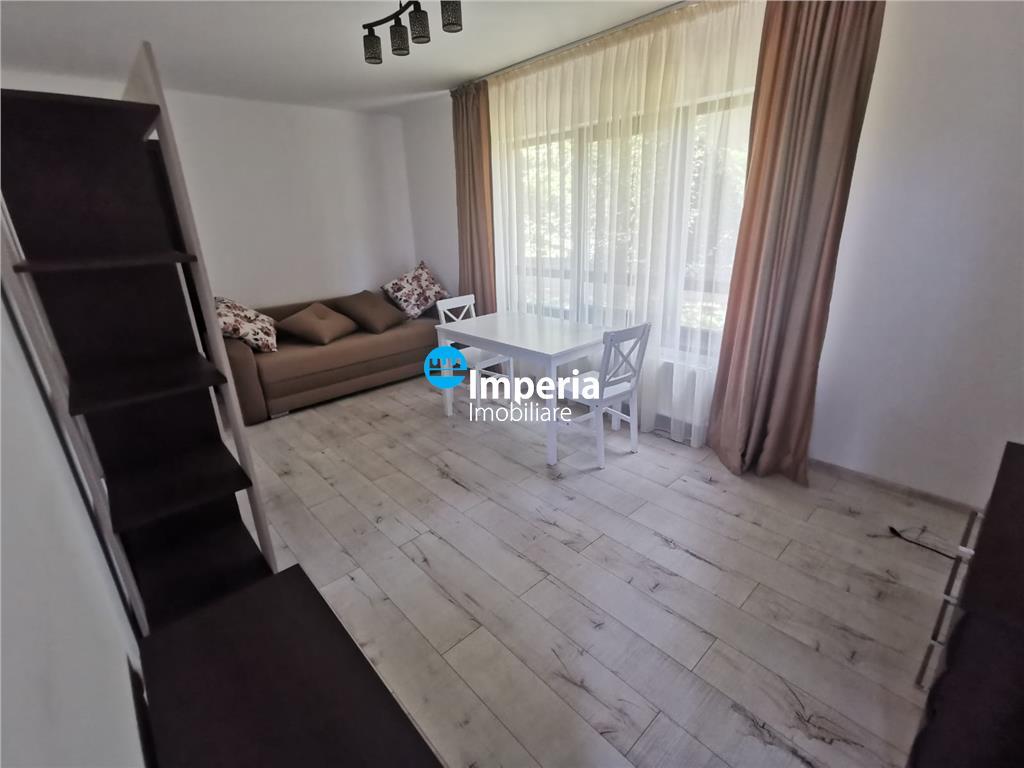 Apartament cu 2 camere decomandat in Iasi, bloc nou in Complex Roua