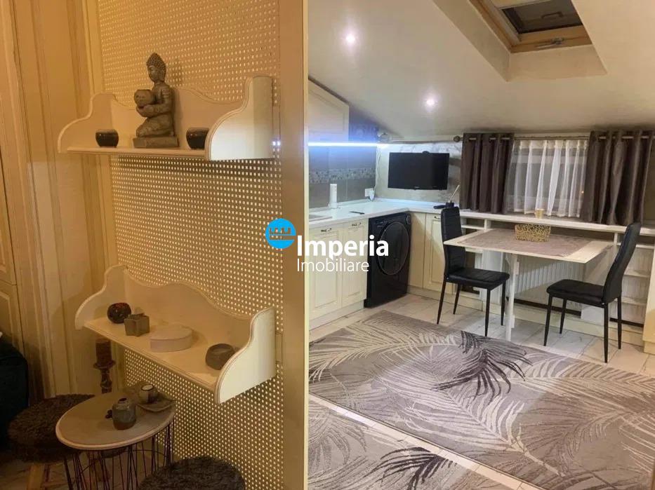 Apartament 2 cam, open space de vanzare in zona Tatarasi 2 Baieti