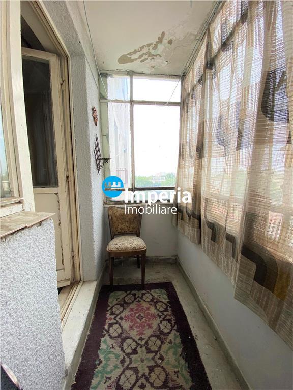 Apartament 2 cam, decomandat, de vanzare in zona Tatarasi  Ciric