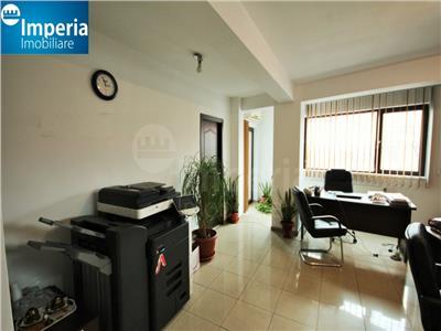 Spatiu de birouri/apartament 3 cam,101 mp ,bloc nou 2013,zona semicentrala