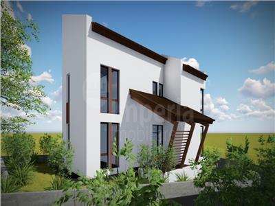 Casa de vanzare in Iasi 4 camere, zona Rediu