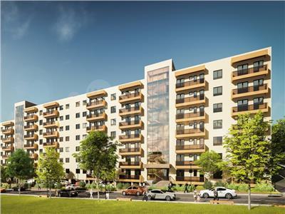 Apartament 2 camere decomandat bloc nou!