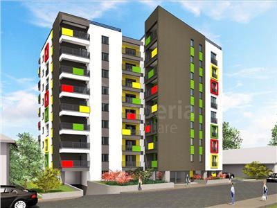 Apartamente de vanzare, 2 camere, bloc nou - Iasi, Tatarasi, Comision 0%