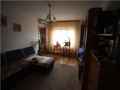 apartament 3 camere, semidecomandat, 70 mp, zona moara de foc Iasi