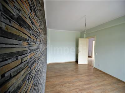 Apartament de vanzare 3 camere decomandat,predare imediata, bloc nou, Pacurari-Rediu