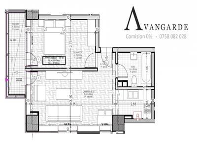 apartamente noi, 2 camere, oancea la doar 2 min de iulius mall Iasi