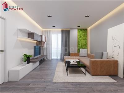 Apartament 2 camere, 49 mp,bloc nou,50158 euro,zona Tudor Vladimirescu