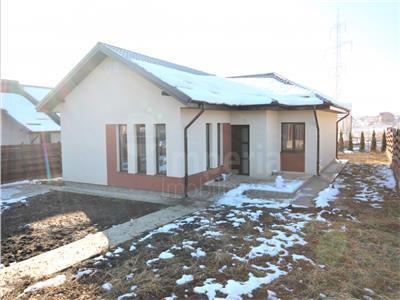 casa individuala de vanzare in iasi, miroslava, 4 camere 2 bai