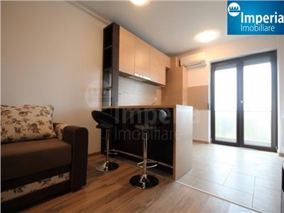 inchiriez apartament 2 camere, open space, zona podu de fier Iasi