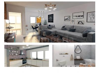 apartament cu 1 camere bloc nou,tatarasi-metalurgie,31816 euro Iasi