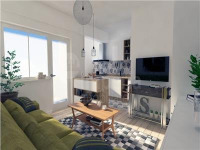apartament cu 1 camera bloc nou,tatarasi-metalurgie,37430 euro Iasi