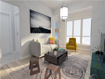 Apartament cu 1 camera Bloc Nou,Tatarasi-Metalurgie,47960 euro