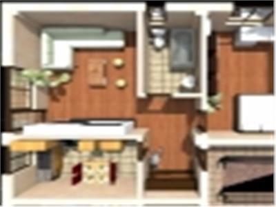Apartament 2 camere, bloc nou Iasi - CUG- COMISION 0%