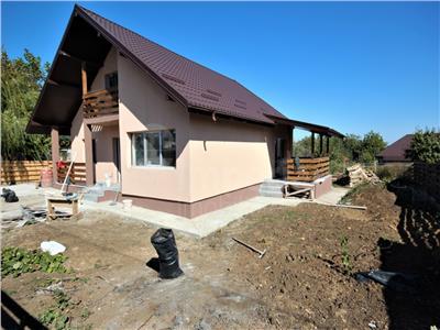Casa individuala de vanzare in Iasi, zona Horpaz Nou