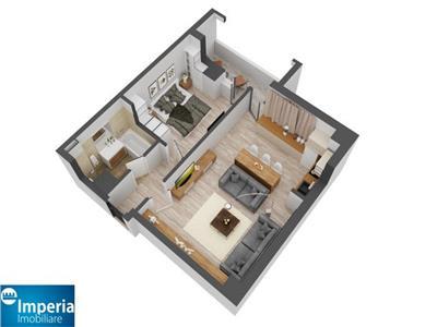 Apartament cu 2 camere Bloc Nou, zona Nicolina - CUG