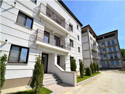 Apartament tip penthouse, 3 camere cu terasa, bloc nou, Pacurari Rediu