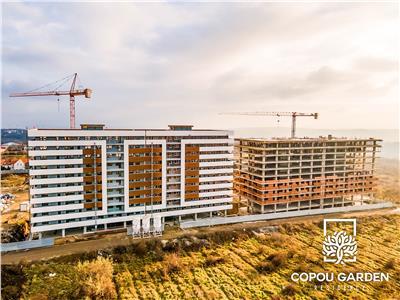 Apartamente noi, 3 camere, Copou - Aleea Sadoveanu