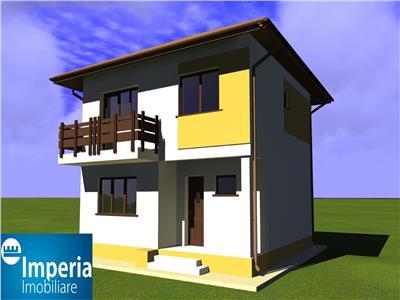 Casa individuala de vanzare in Iasi, Valea Adanca 5 drumuri