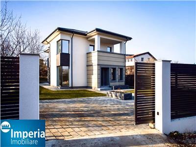 Vila in stil modern de vanzare in Iasi, zona Galata, Platoul Insorit