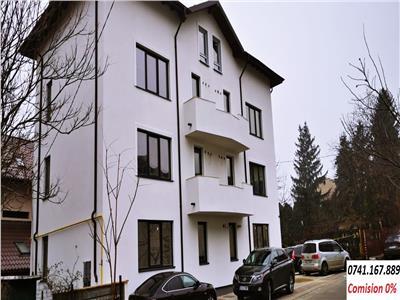 apartament cu 2 camere de vanzare in iasi, zona copou, bloc nou, comision 0%