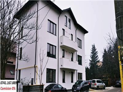 apartamente noi 4 camere, zona copou, direct dezvoltator Iasi