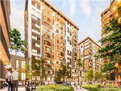Apartament NOU, 2 Cam Decomandat, Continental - POITIERS