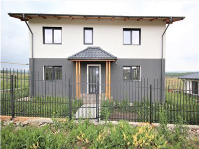 Casa individuala Miroslava, 4 cam si 420 mp teren.
