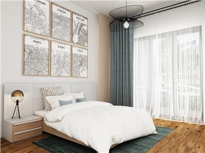 apartament de vanzare,3 camere , bloc nou,zona rond pacurari Iasi