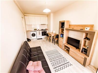 apartament nou, 2 camere mobilat si utilat cartier visoianu comision 0% Iasi