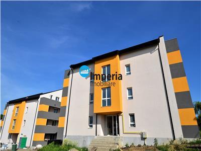 apartament de vanzare 2 camere decomandat 58 mp, bloc nou, pacurari-rediu Iasi