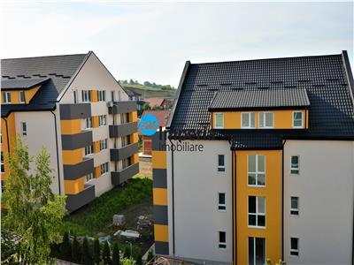 Apartament 2 camere decomandat 59 mp, bloc nou, Pacurari -  Rediu