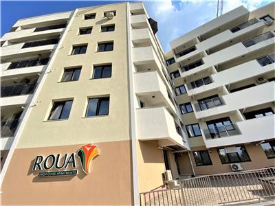 Apartament cu o camera de vanzare in bloc nou in Iasi, Complex Roua