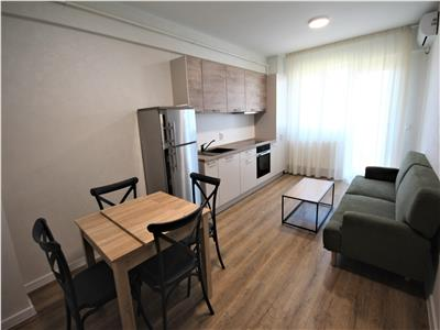Inchiriez apartament 2 camere, open space, Complex Roua Residence