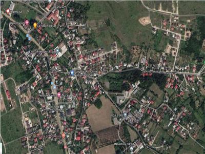 teren de vanzare 35654 mp zona bucium Iasi