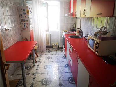 Apartament 3 camere, decomandat, de vanzare, Dacia