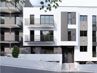 Apartament 3 camere openspace, etaj 1, balcon panoramic, 700 m Rond Pacurari