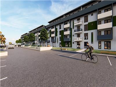 apartament de vanzare,2 camere openspace, bloc nou, pacurari-kaufland Iasi
